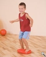 Disc O Sit Junior Inflatable Seating and Balance Cushion - 12 inch