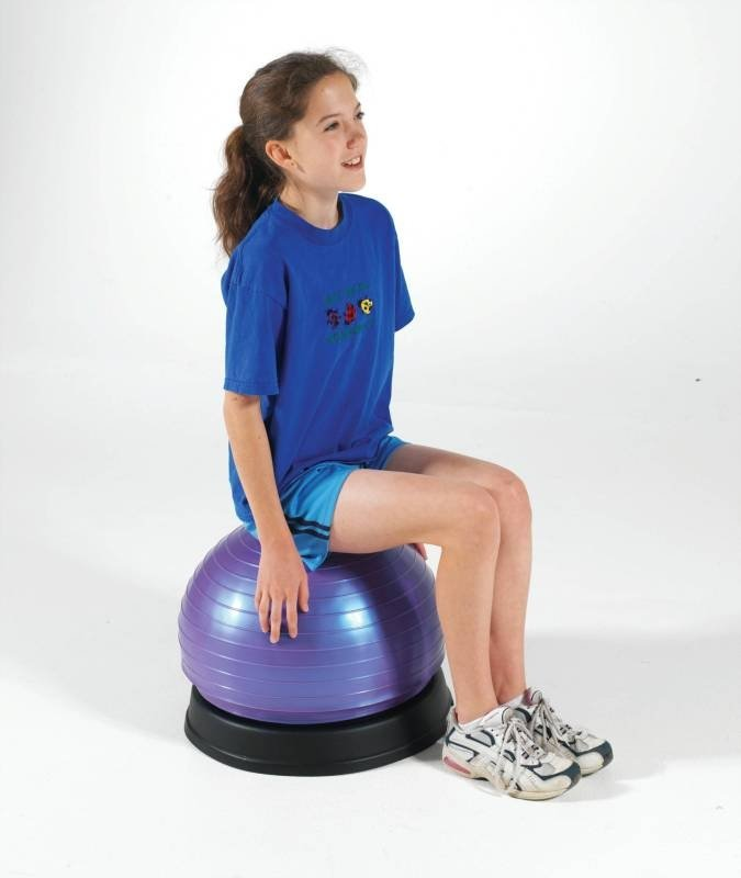 Sportime BallBowl Therapy Anti-Skid Ball Ring (for 18 to 22 inch Therapy Balls)