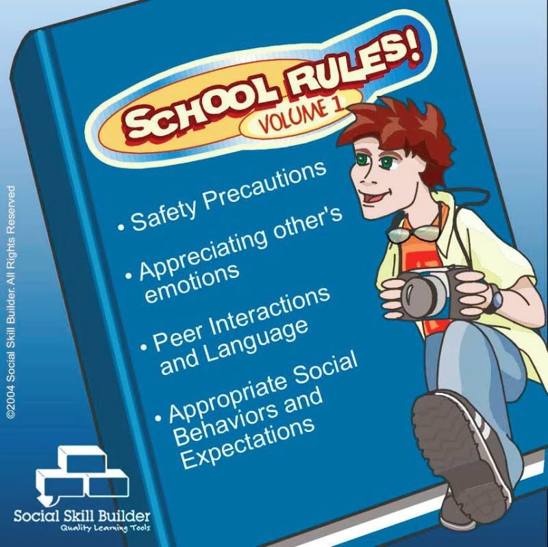 Computer Software School Rules Volume 2 (Ages 8 to 18)