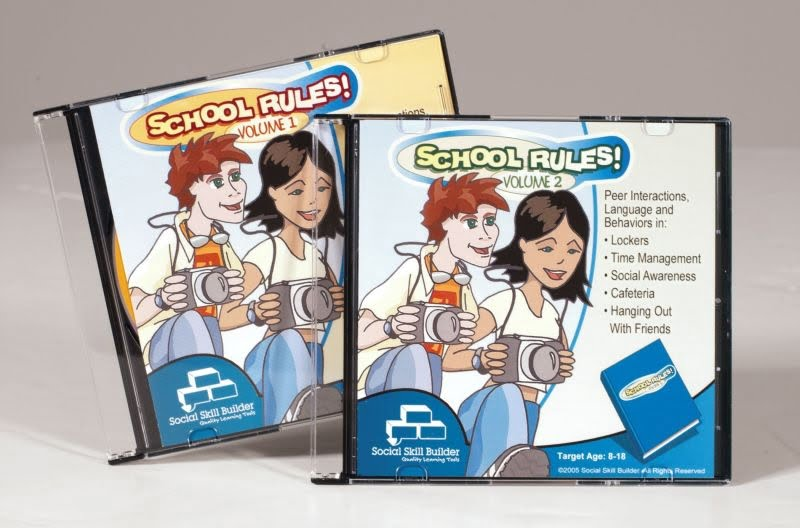 School Rules Volume 1 and 2 (Windows or MAC)