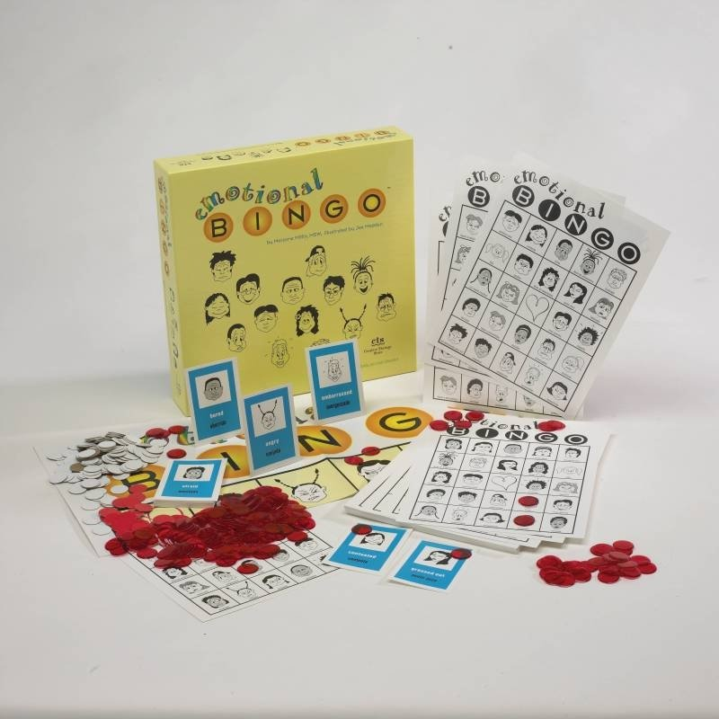 Bilingual Feeling Recognition Game and Empathy Teaching Tool