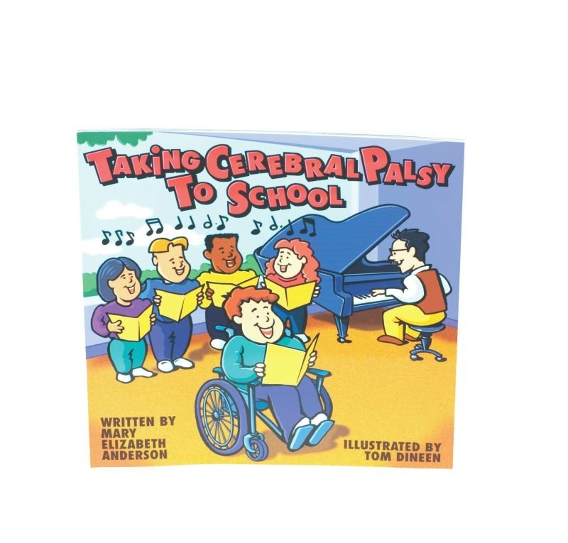 Jayjo Special Needs Book Taking Autism To School