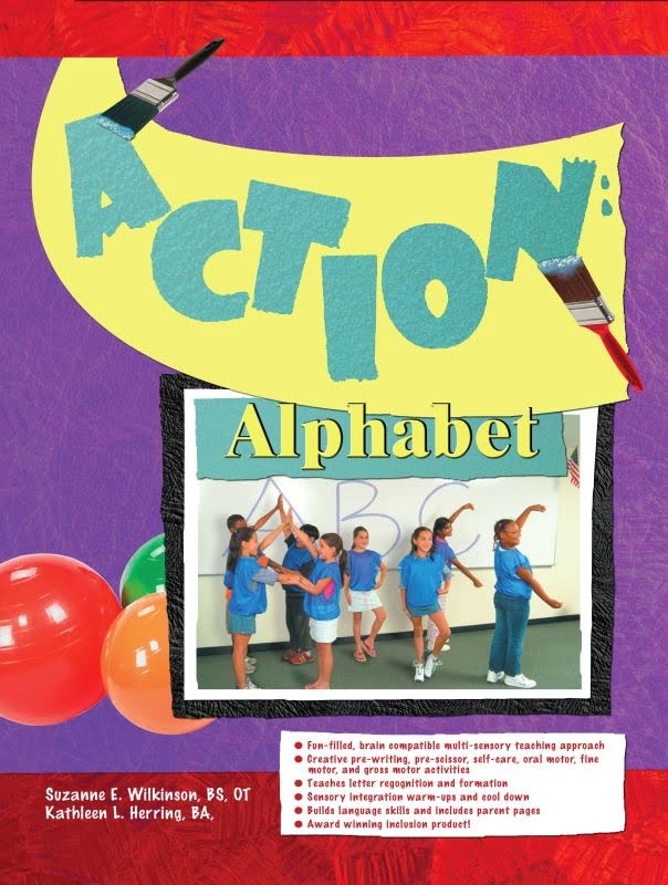 Action Alphabet Game