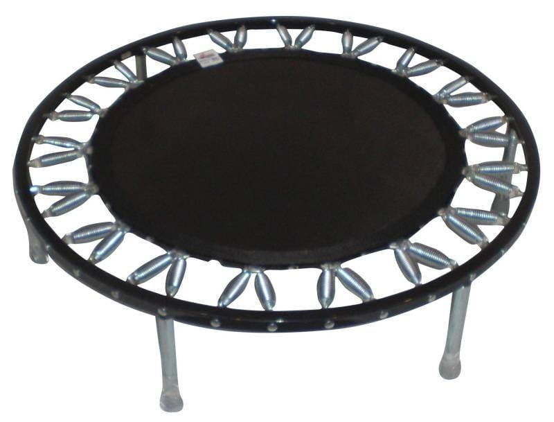 Soft-Bounce Trampoline Fitness Rebounders Non-Fold