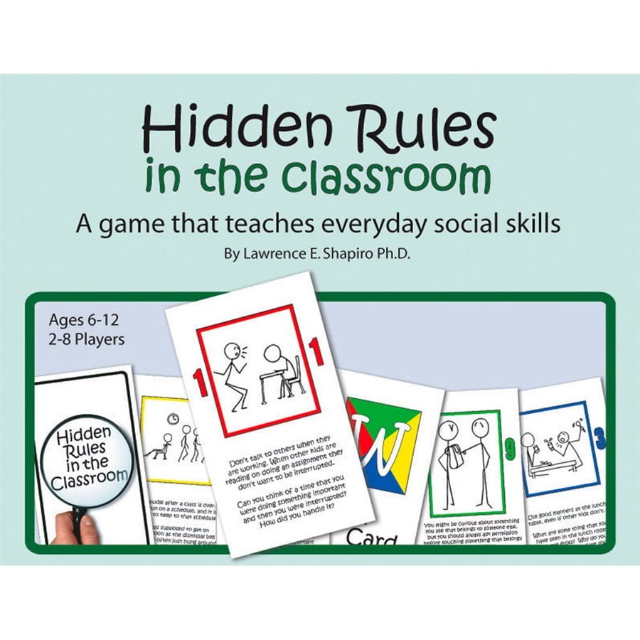 Hidden Rules in the Classroom Card Game