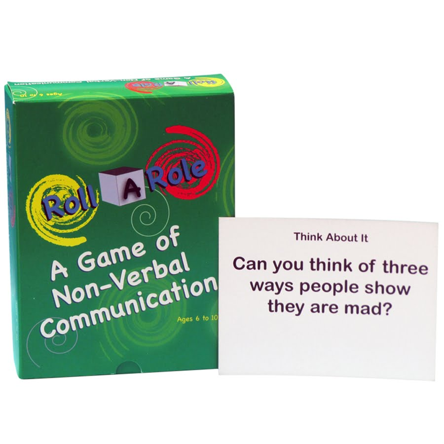 Game of Non-Verbal Communication, Cards