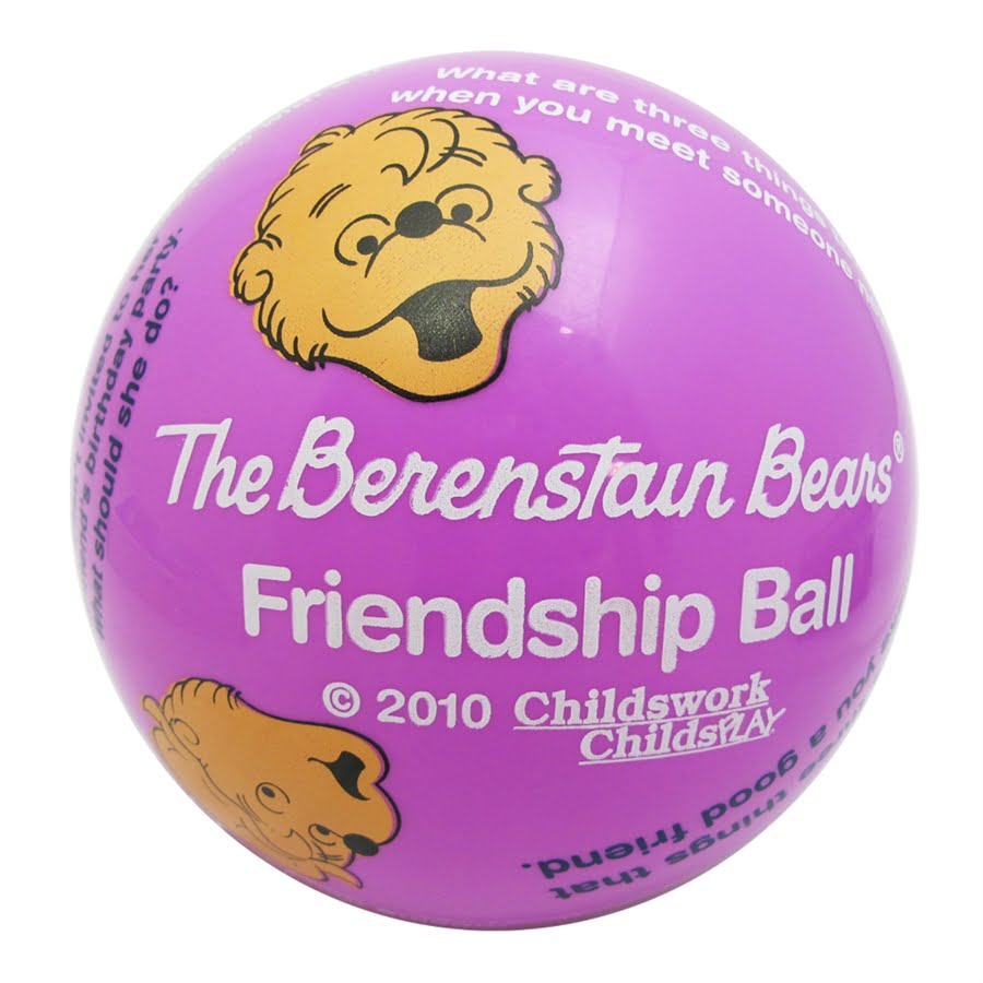 Berenstain Bears Friendship Ball