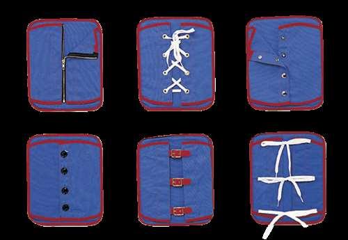 Children's Factory Manual Dexterity Board Set