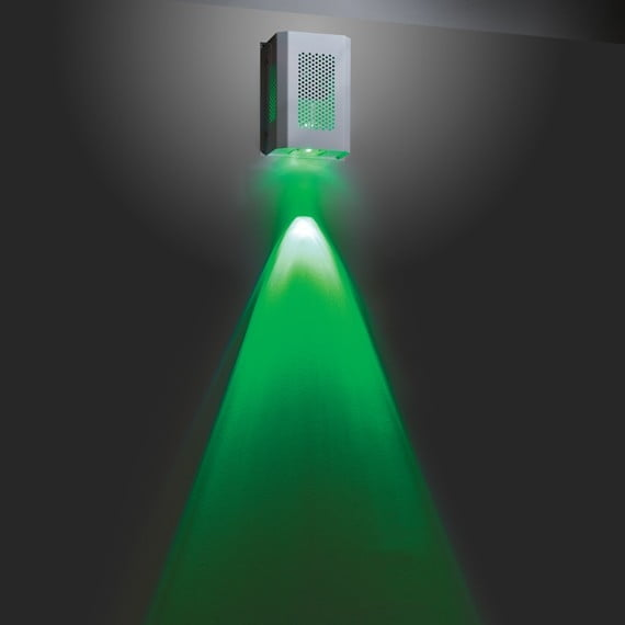 Interactive Wall Washer