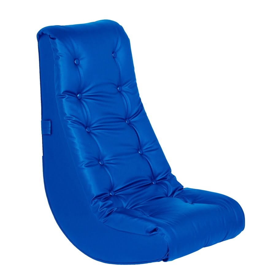 Kids Soft Rocker - Blue