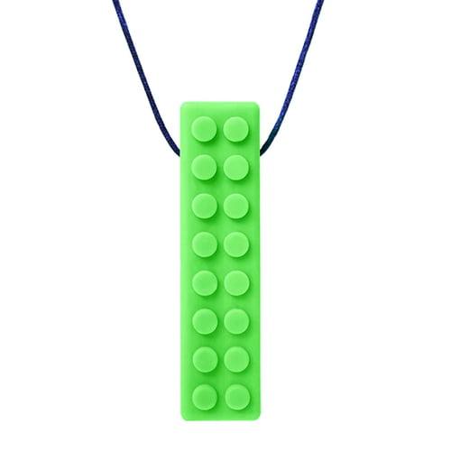 Ark Brick Necklace Lime Green XT