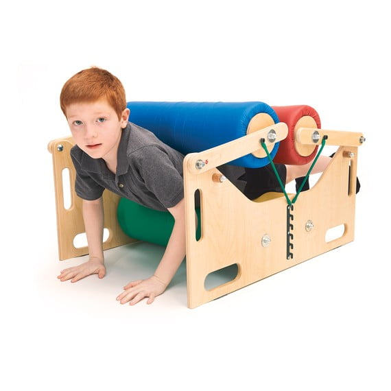 Autism Steam Roller