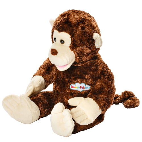Bluebee Pals Parker The Talking Monkey 2