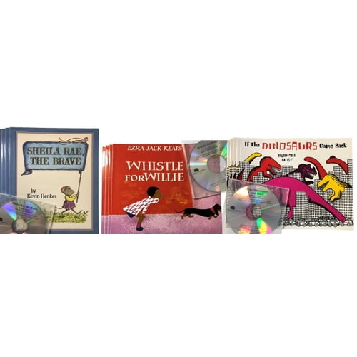 Childcraft Read-Along Extended Text CD Set