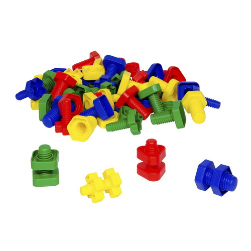 Childcraft Toy Nuts and Bolts,