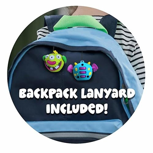Fiddle Faces Backpack