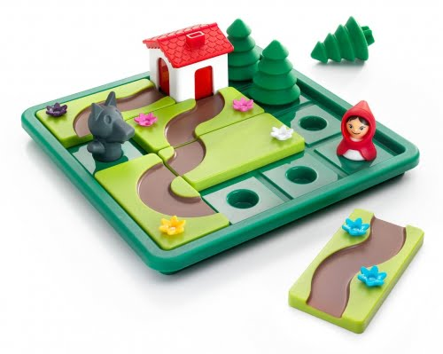 LIttle Red Riding Hood Smart Games