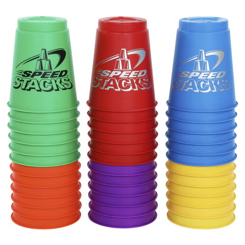 Large Stacking Cups