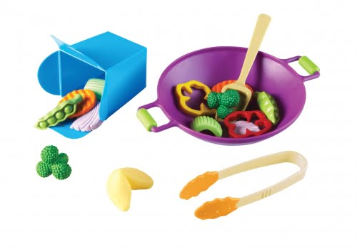 Learning Resources New Sprouts Stir Fry Set,