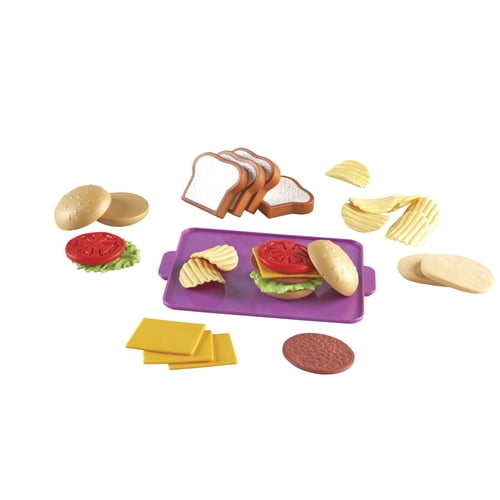 Learning Resources New Sprouts Super Sandwich Set