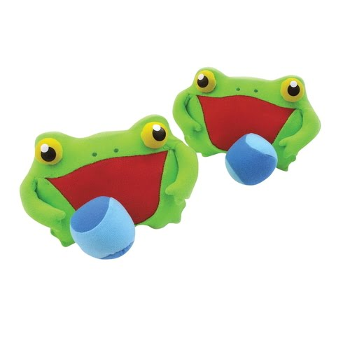 Melissa & Doug Froggy Toss and Grip Game