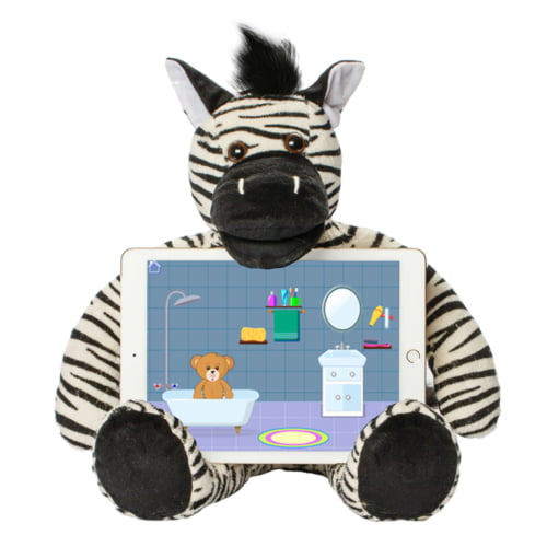 Riley The Talking Zebra