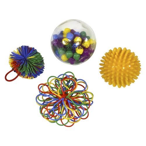 School Specialty Handballs, Set of 4