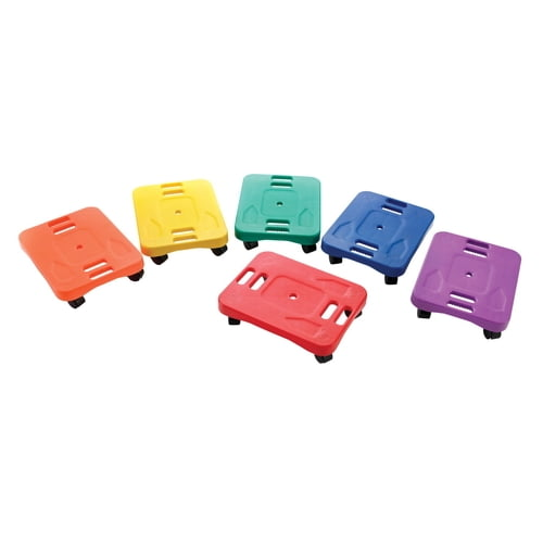 Sportime Large Ergonomic Scooters, Set of 6