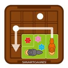 Squirrels Go Nuts Game Rules Step 2