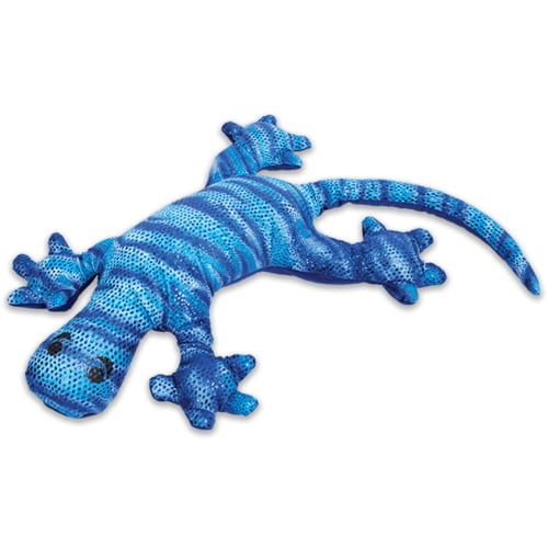 Weighted Lizard in Blue