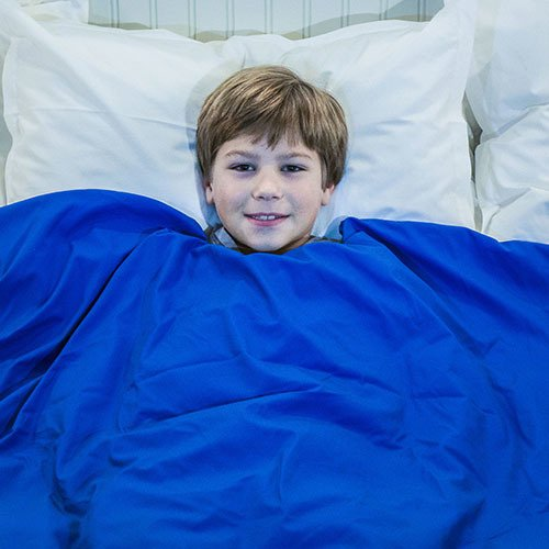 Wipe Clean Weighted Blanket