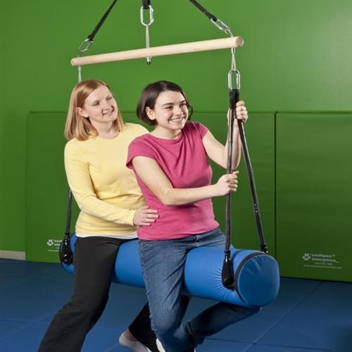 bilateral bolster swings (standard)