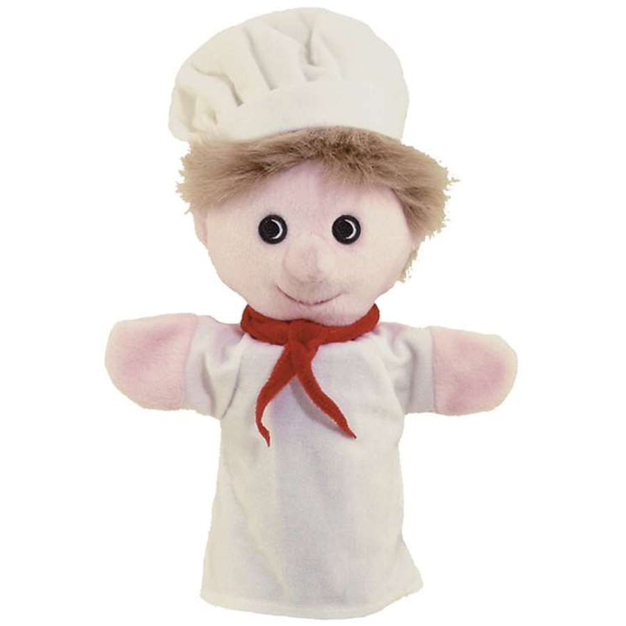 Get Ready Kids Chef Hand Puppet on Essential Activities Sight Word Get