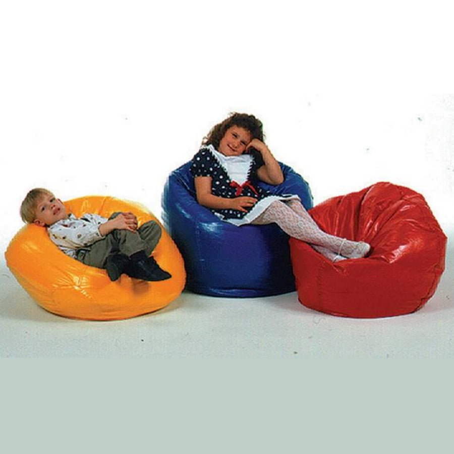 Bean Bag Chairs (Child Size - Red) - Autism Chairs/Seats ...