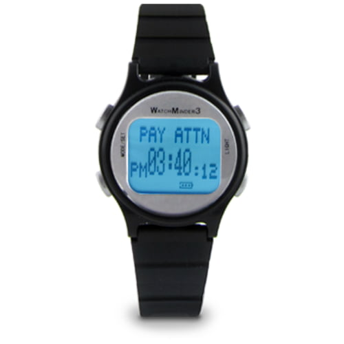 Time Timer Watch PLUS Berry - Autism Watch - Autism Reminder