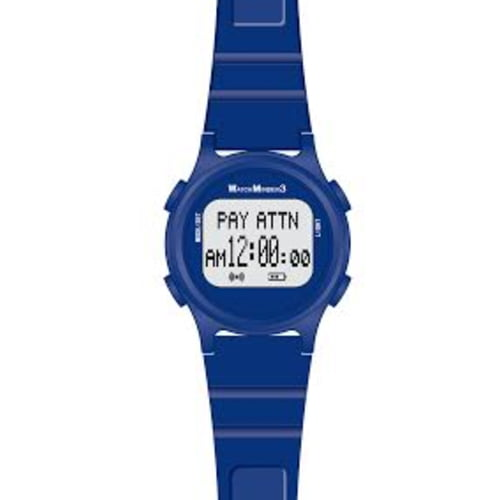 Time Timer Watch PLUS Blue - Autism Timer - Autism Timer